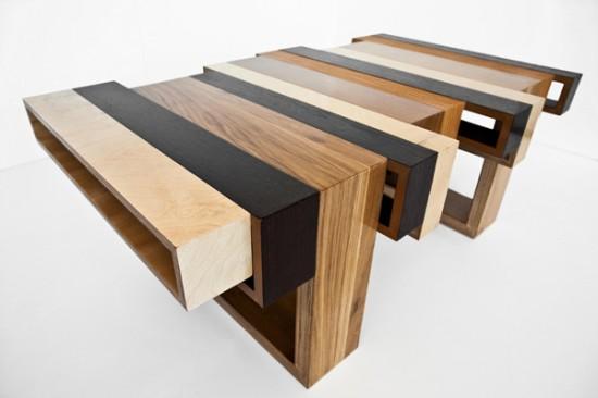 Mesas de madera reciclada madercraft - Mesas madera reciclada ...