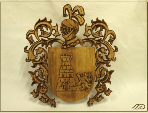 Escudos heraldicos