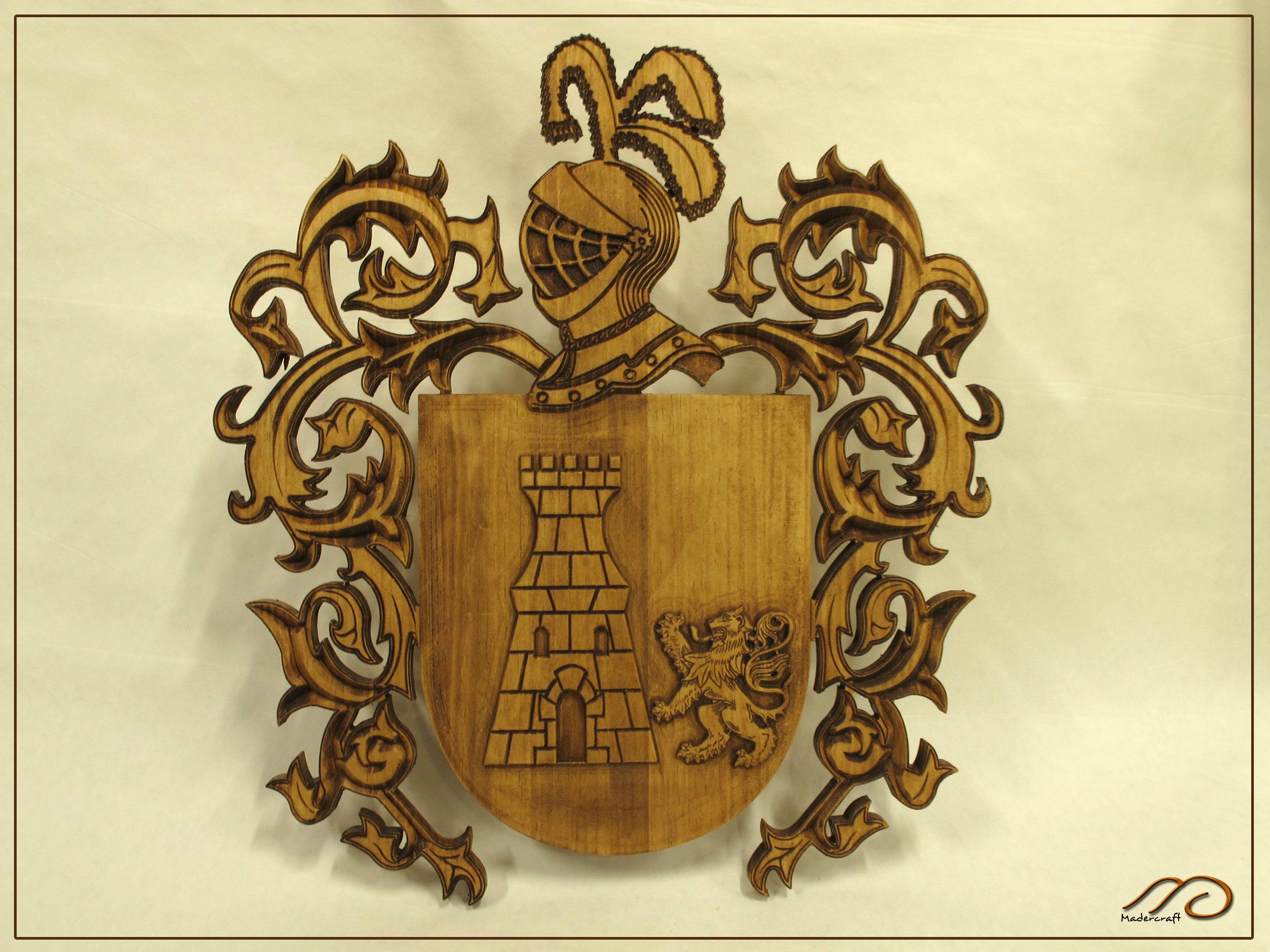 Escudo heraldico Mora